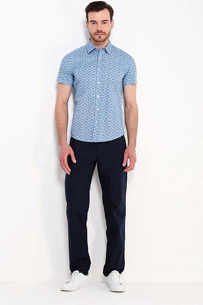 Рубашка мужская, Модель S17-22022, Фото №2