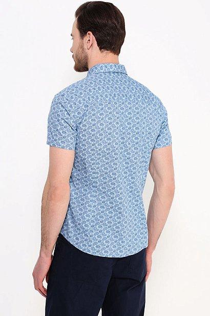 Рубашка мужская, Модель S17-22022, Фото №4