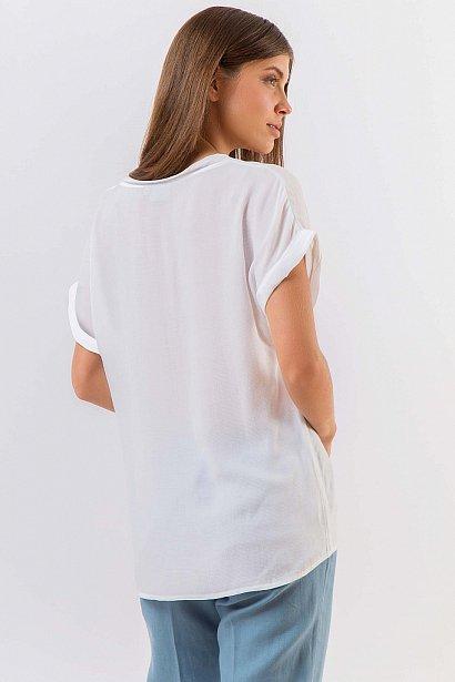 Блузка женская, Модель S17-11021, Фото №4