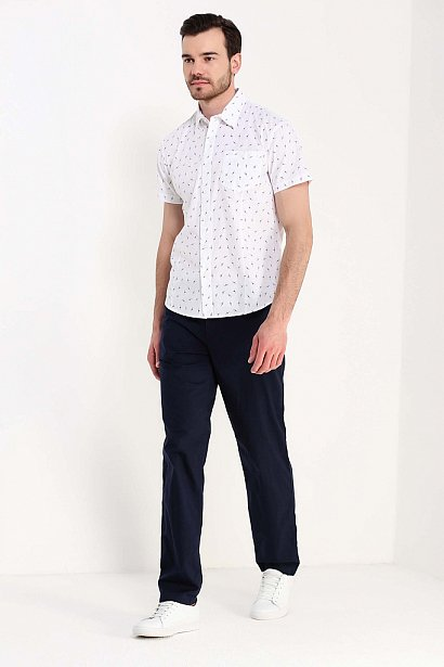 Рубашка мужская, Модель S17-24016, Фото №2