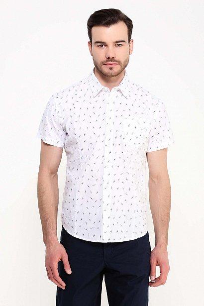 Рубашка мужская, Модель S17-24016, Фото №3