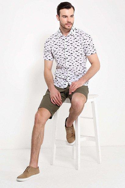 Рубашка мужская, Модель S17-24038, Фото №2