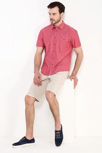Рубашка мужская, Модель S17-22018, Фото №2