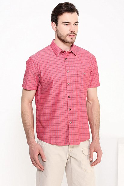 Рубашка мужская, Модель S17-22018, Фото №3