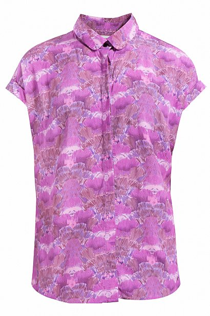 Блузка женская, Модель S17-11097, Фото №1