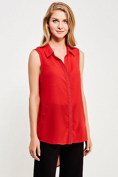 Блузка женская, Модель S17-11081, Фото №3