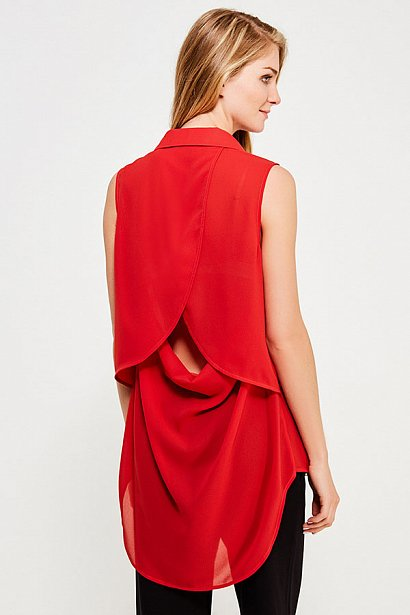 Блузка женская, Модель S17-11081, Фото №4