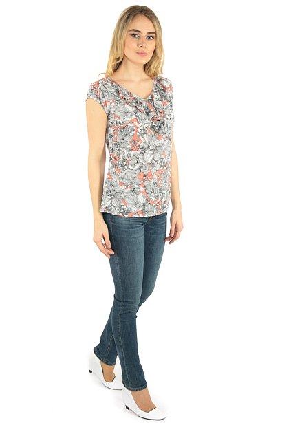 Блузка женская, Модель S17-11072, Фото №2