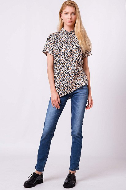 Блузка женская, Модель S17-12031, Фото №2