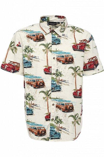 Рубашка мужская, Модель S17-24019, Фото №1