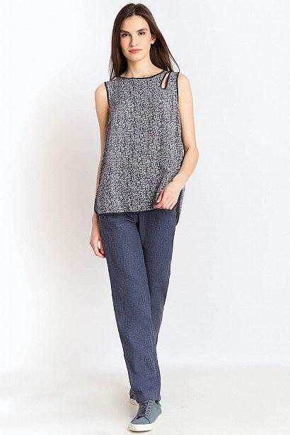 Блузка женская, Модель S18-11014, Фото №3