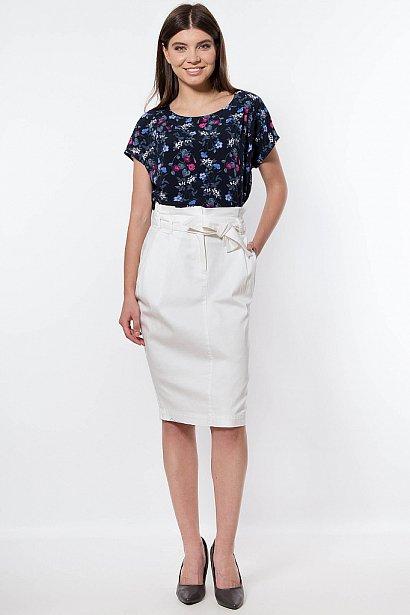 Блузка женская, Модель S18-11056, Фото №3