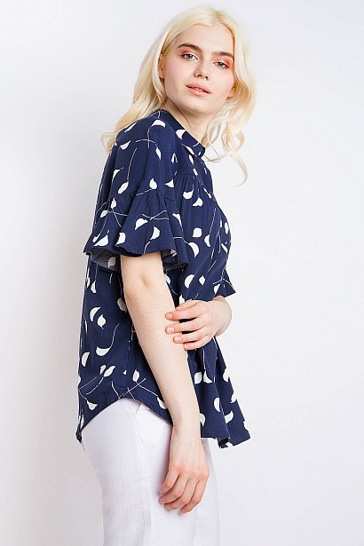 Блузка женская, Модель S18-11061, Фото №3
