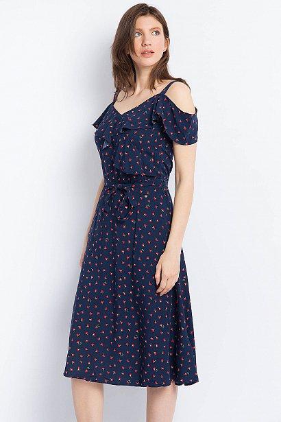 Платье женское, Модель S18-12003, Фото №5