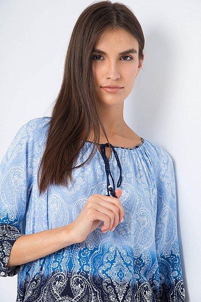 Блузка женская, Модель S18-12088, Фото №5