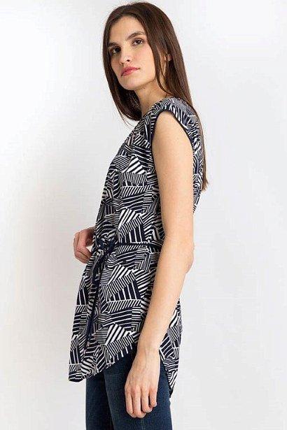 Блузка женская, Модель S18-12091, Фото №4