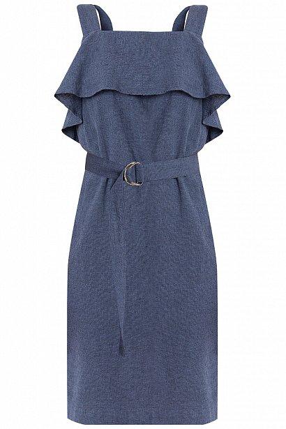 Платье женское, Модель S18-12093, Фото №1