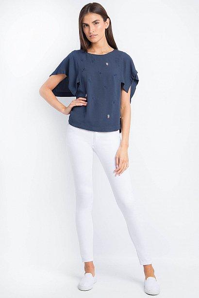 Блузка женская, Модель S18-14019, Фото №4