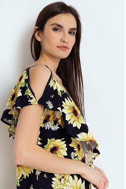 Блузка женская, Модель S18-14034, Фото №6