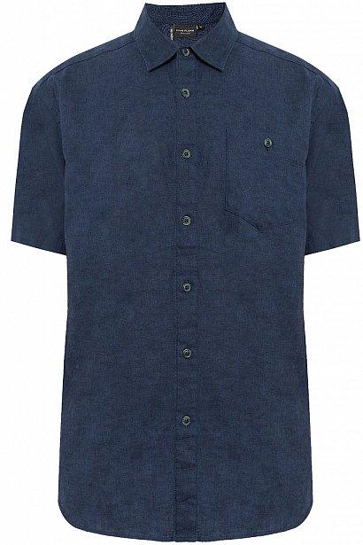 Рубашка мужская, Модель S18-24018, Фото №1