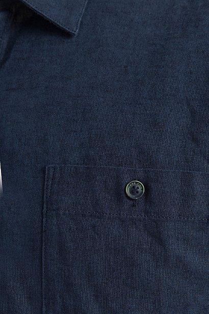 Рубашка мужская, Модель S18-24018, Фото №7