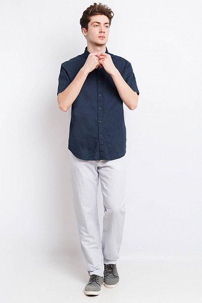 Рубашка мужская, Модель S18-24018, Фото №3