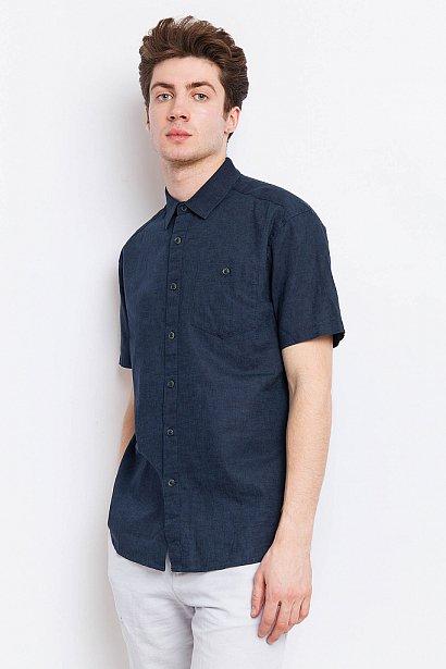 Рубашка мужская, Модель S18-24018, Фото №4