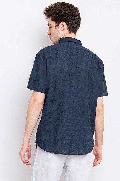 Рубашка мужская, Модель S18-24018, Фото №5