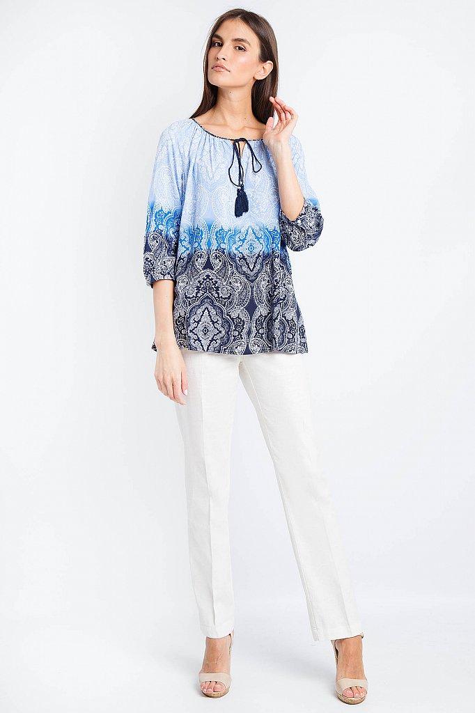Блузка женская, Модель S18-12088, Фото №3