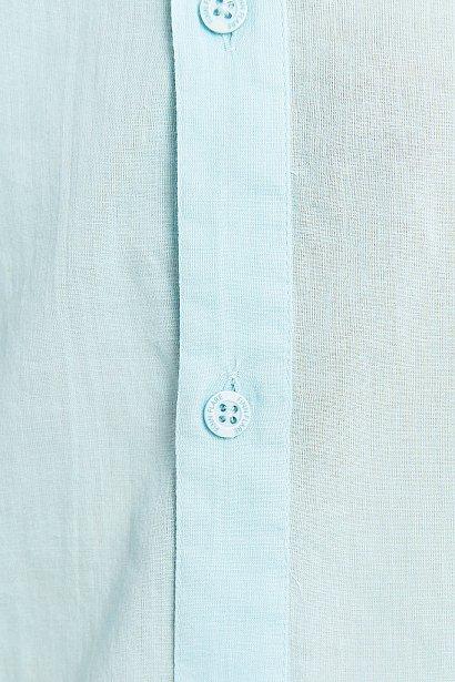 Рубашка мужская, Модель S18-42015, Фото №8