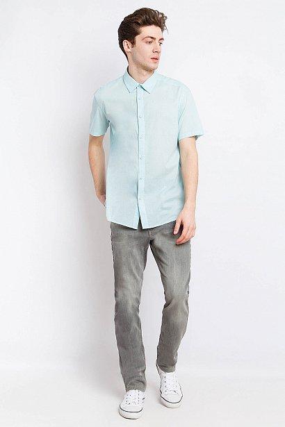 Рубашка мужская, Модель S18-42015, Фото №3
