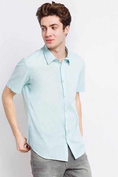 Рубашка мужская, Модель S18-42015, Фото №4