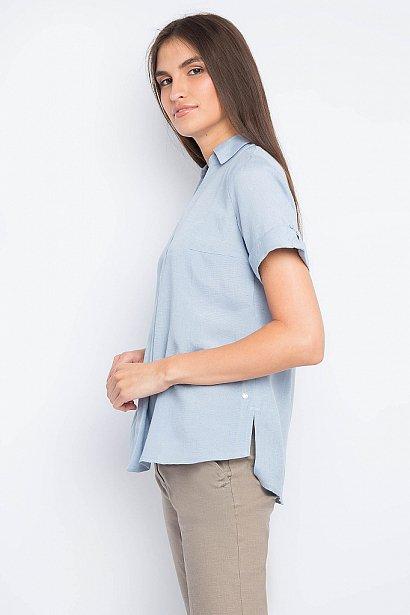 Блузка женская, Модель S18-11006, Фото №4