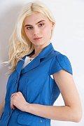 Жакет женский, Модель S18-32069, Фото №6