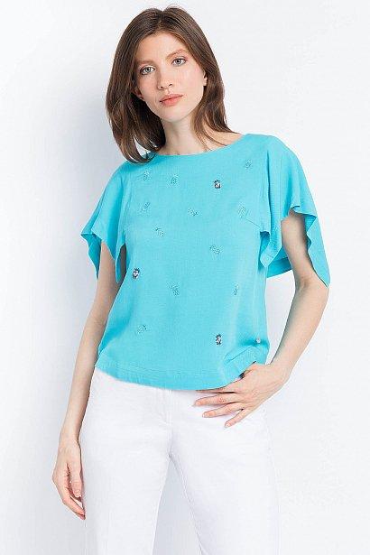 Блузка женская, Модель S18-14019, Фото №2