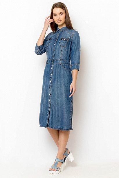 Платье женское, Модель S18-15004, Фото №3