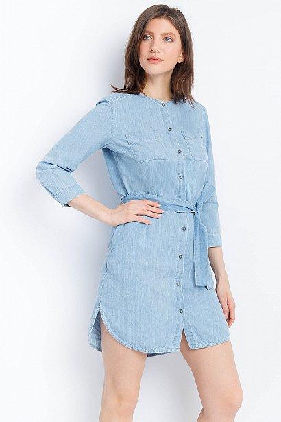 Платье женское, Модель S18-15002, Фото №4