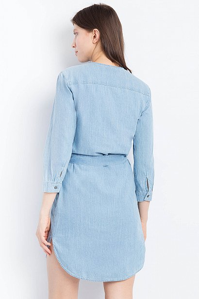 Платье женское, Модель S18-15002, Фото №5