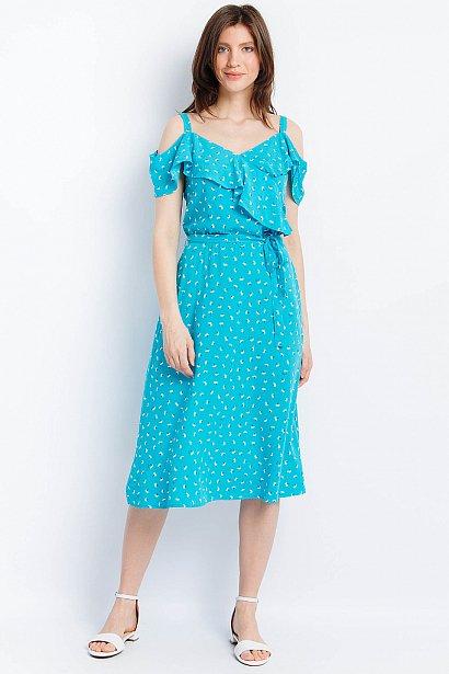 Платье женское, Модель S18-12003, Фото №2