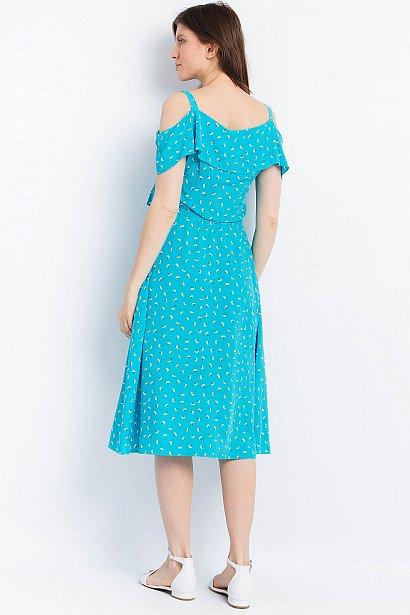 Платье женское, Модель S18-12003, Фото №4