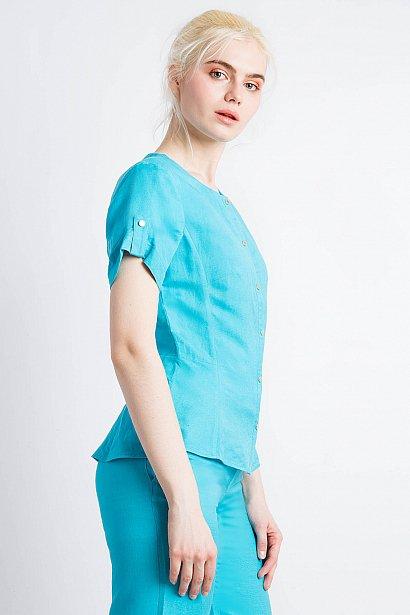Блузка женская, Модель S18-12006, Фото №2