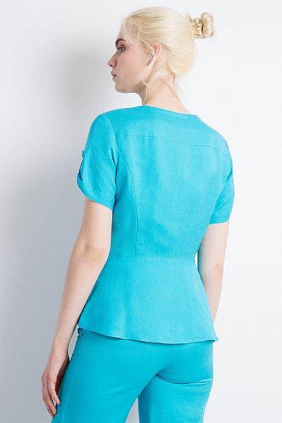 Блузка женская, Модель S18-12006, Фото №3
