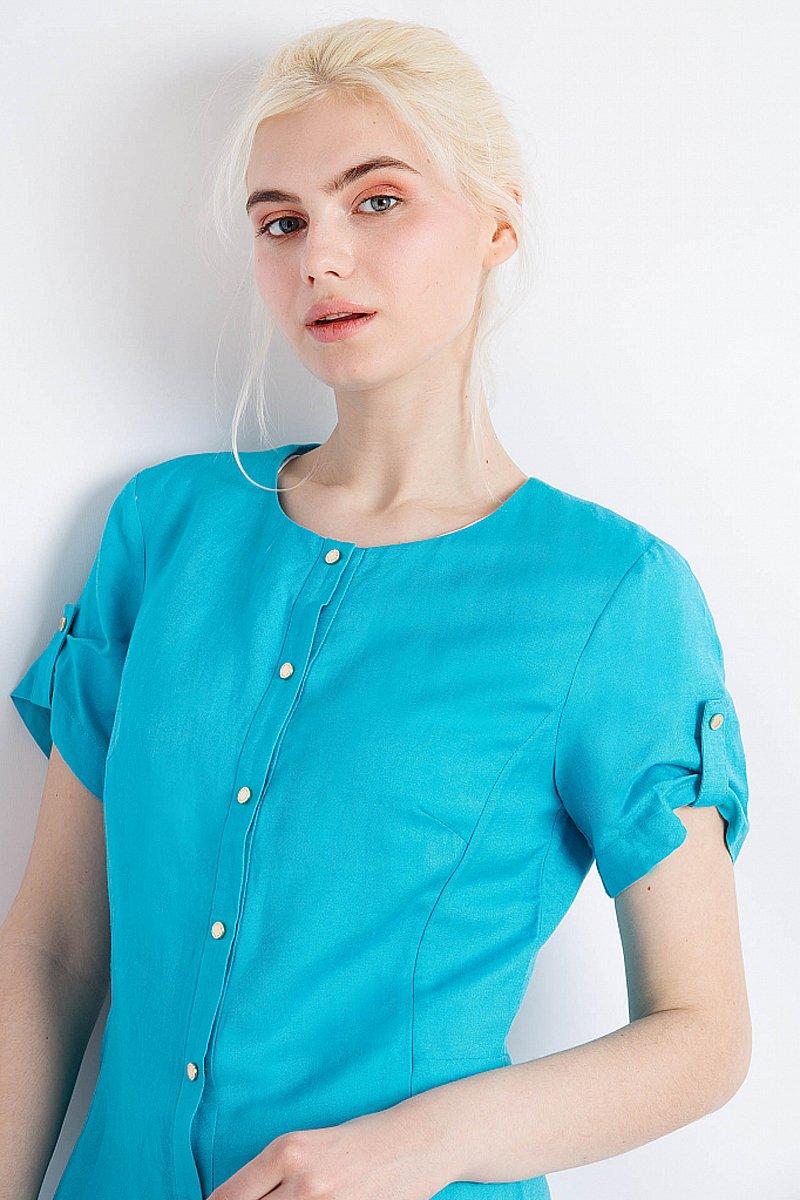 Блузка женская, Модель S18-12006, Фото №4