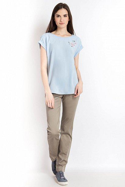 Блузка женская, Модель S18-12055, Фото №3