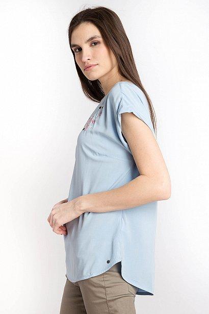 Блузка женская, Модель S18-12055, Фото №4