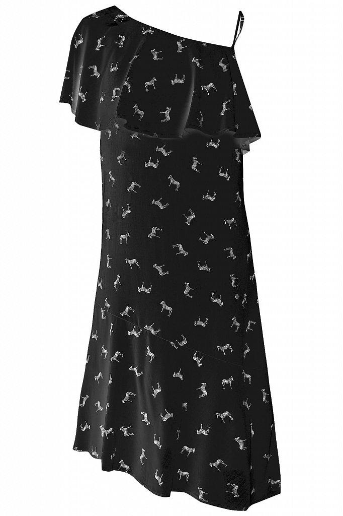 Платье женское, Модель S18-12051, Фото №1