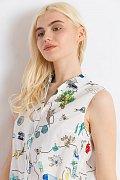 Блузка женская, Модель S18-14020, Фото №6