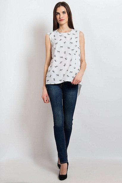 Блузка женская, Модель S18-12050, Фото №3