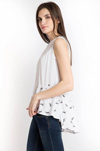 Блузка женская, Модель S18-12054, Фото №4