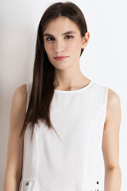 Блузка женская, Модель S18-12054, Фото №6